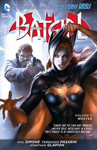 Batgirl (2011-) Vol. 4: Wanted