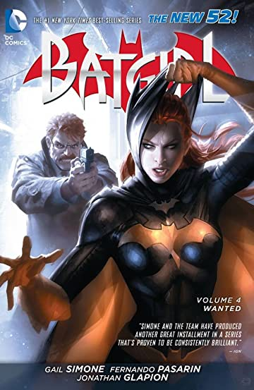 Batgirl (2011-2016) Vol. 4: Wanted