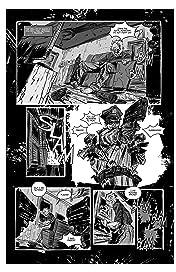 Horror Comics Black & White Vol. 1