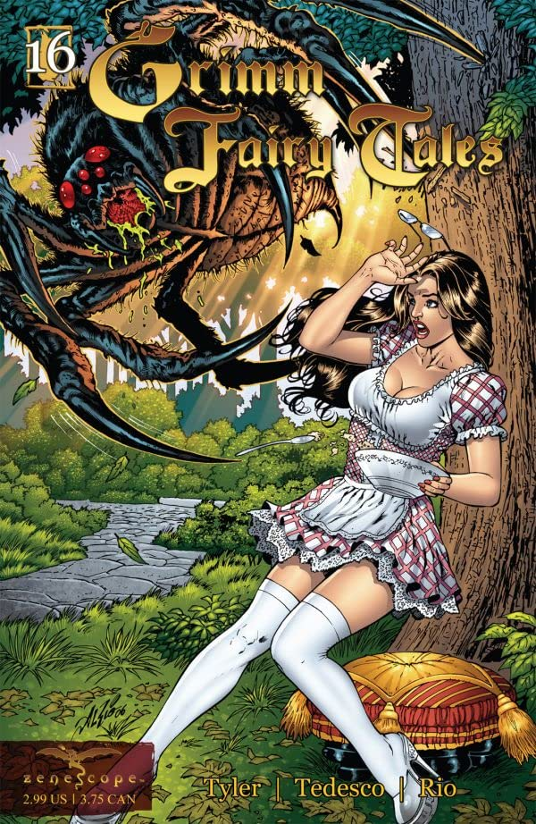 Grimm Fairy Tales #16