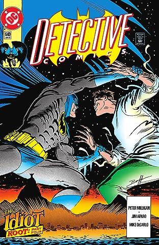 Detective Comics (1937-2011) #640