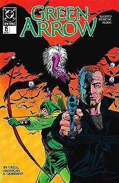 Green Arrow (1988-1998) No.15