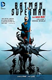 Batman/Superman (2013-2016) Tome 1: Cross World
