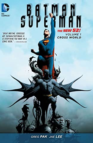 Batman/Superman (2013-) Vol. 1: Cross World