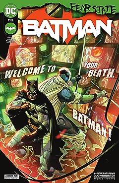 Batman (2016-) #113