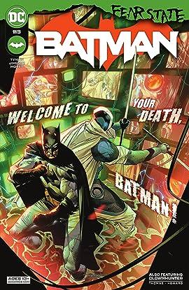 Batman (2016-) No.113