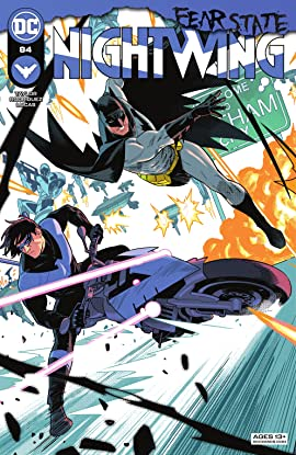 Nightwing (2016-) No.84