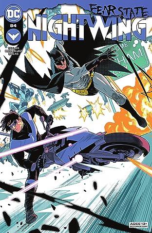 Nightwing (2016-) #84
