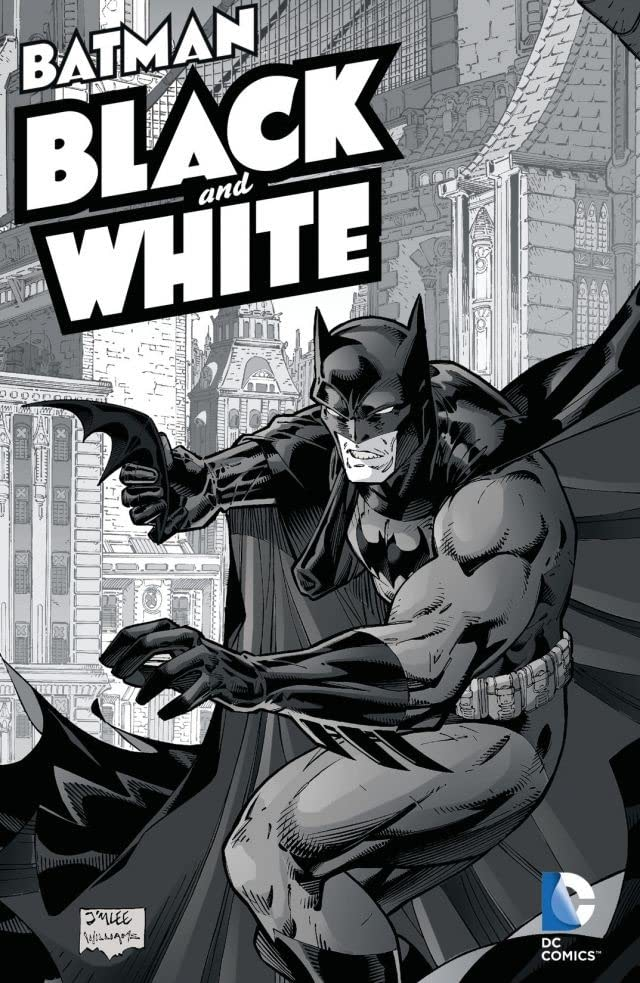 Batman: Black & White Tome 1