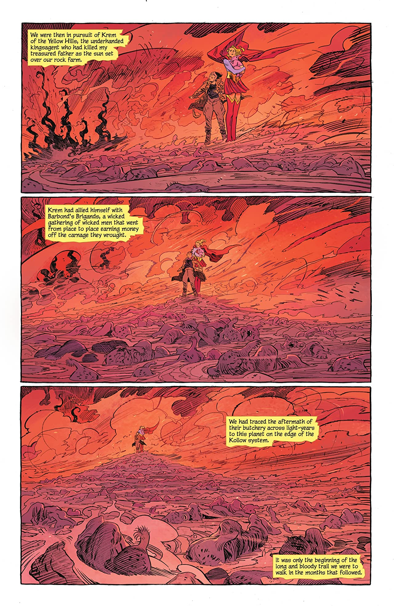 Supergirl: Woman of Tomorrow (2021-2022) #4