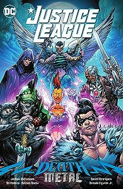 Justice League (2018-): Death Metal