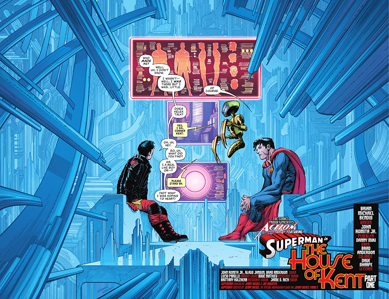 Superman: Action Comics (2016-) Tome 5: The House of Kent