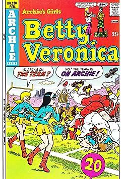 Archie's Girls Betty & Veronica No.230