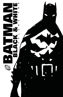 Batman: Black & White Vol. 2