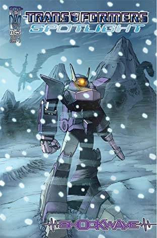 Transformers: Spotlight - Shockwave
