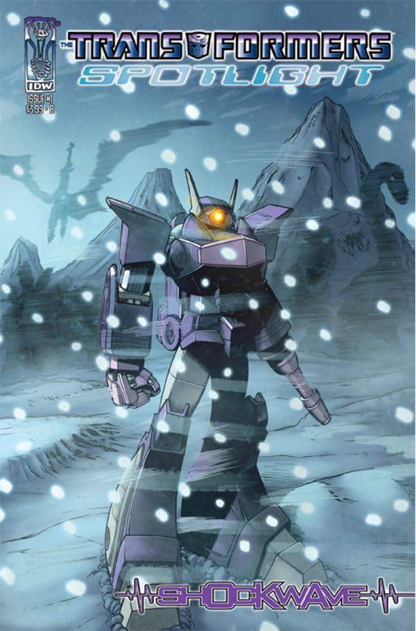 Transformers: Spotlight - Shockwave