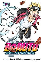Boruto: Naruto Next Generations Vol. 12: True Identity