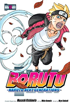 Boruto: Naruto Next Generations Tome 12: True Identity