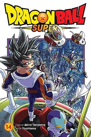 Dragon Ball Super Vol. 14: Son Goku, Galactic Patrol Officer