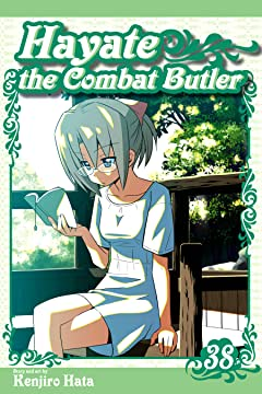 Hayate the Combat Butler Tome 38