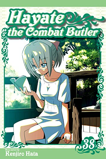 Hayate the Combat Butler Vol. 38
