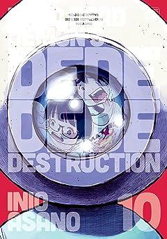 Dead Dead Demon's Dededede Destruction Tome 10