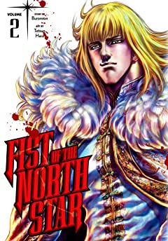 Fist of the North Star Tome 2
