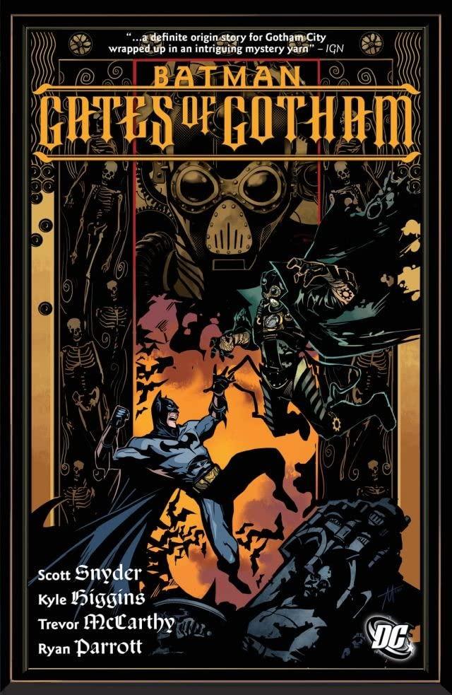 Batman: Gates of Gotham