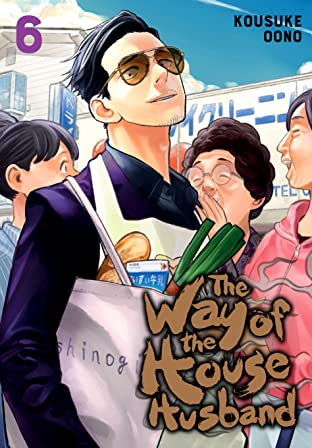 The Way of the Househusband Tome 6