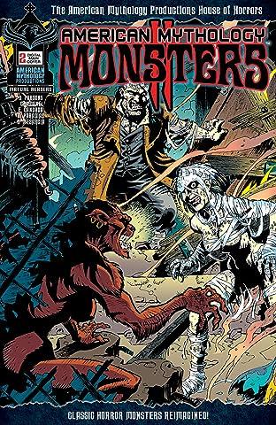 American Mythology Monsters Vol 2 No.2
