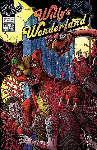 Willy's Wonderland #1