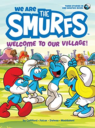 We Are the Smurfs: Welcome to Our Village!
