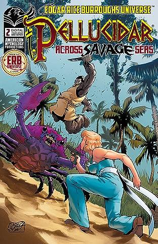 Pellucidar Across Savage Seas #2