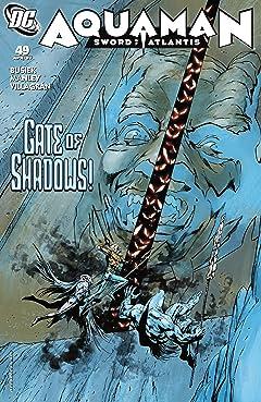 Aquaman: Sword of Atlantis (2006-2007) #49