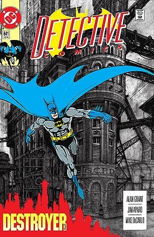 Detective Comics (1937-2011) #641