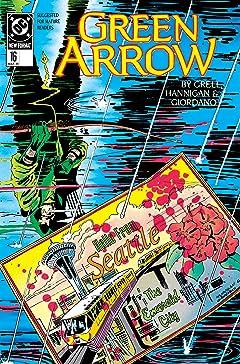 Green Arrow (1988-1998) #16