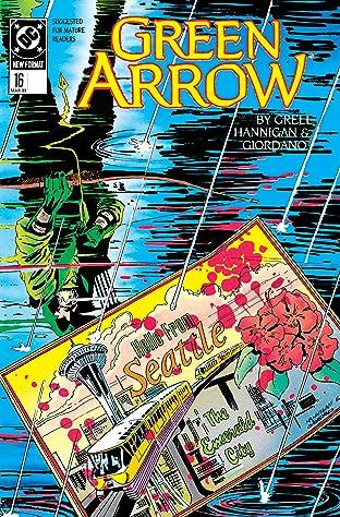 Green Arrow (1988-1998) No.16