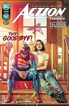 Action Comics (2016-) No.1035