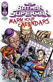 Batman/Superman (2019-2021) No.22