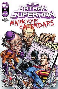 Batman/Superman (2019-2021) #22