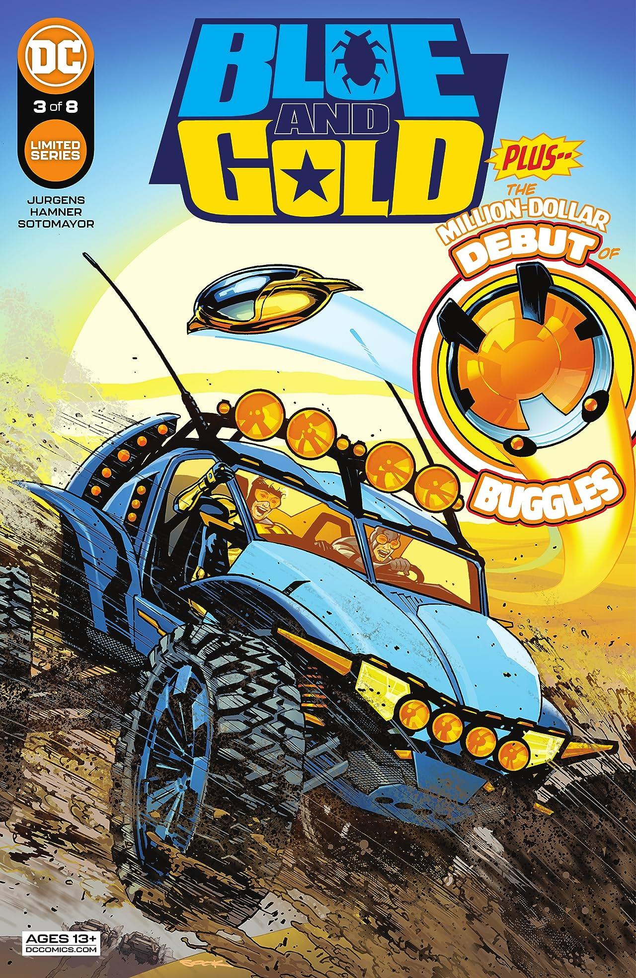 Blue & Gold (2021-) No.3