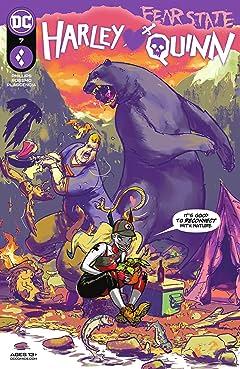 Harley Quinn (2021-) #7