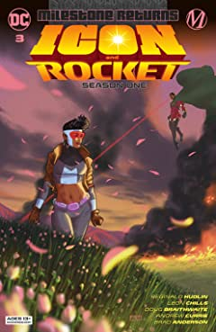Icon & Rocket (2021-) #3: Season One
