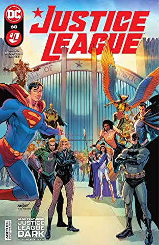 Justice League (2018-) No.68