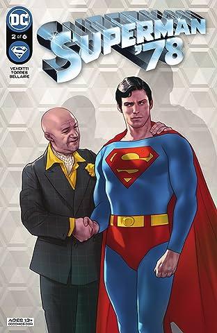 Superman '78 (2021-) #2