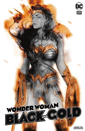 Wonder Woman Black & Gold (2021-) #4
