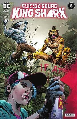 Suicide Squad: King Shark (2021-) #5