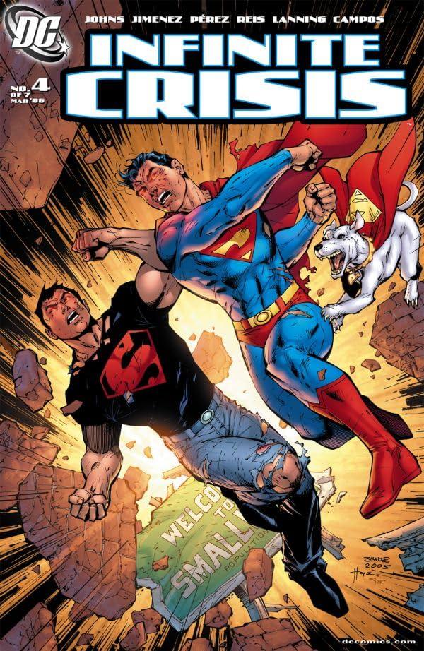 Infinite Crisis (2005-2006) #4 (of 7)