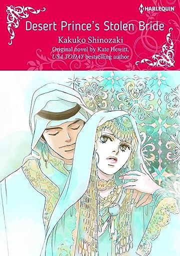 Desert Prince's Stolen Bride: Be a Woman