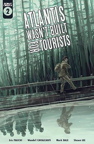 Atlantis Wasn't Built For Tourists #2